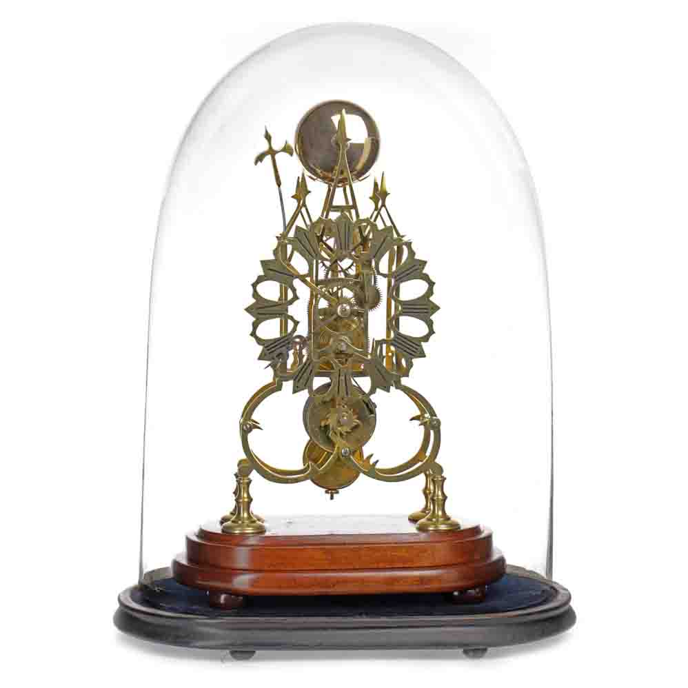 Clocks, Scientific & Musical Instruments