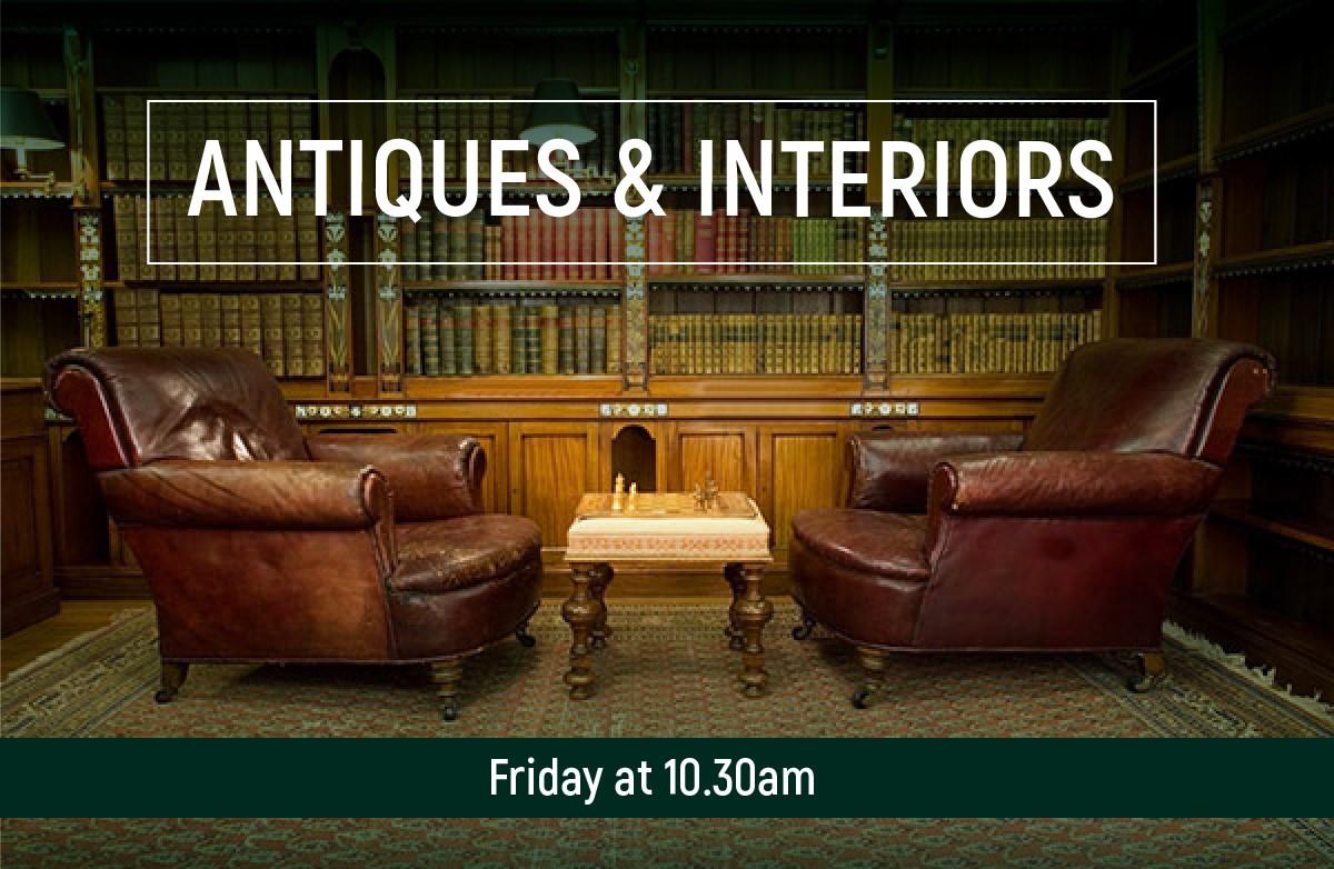 Antiques & Interiors