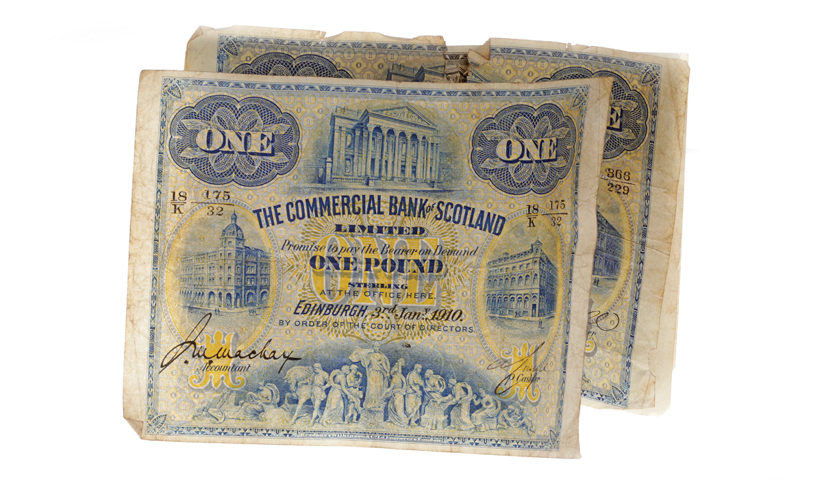 Image of lot of 503 featured in the January auction of coins & banknotes