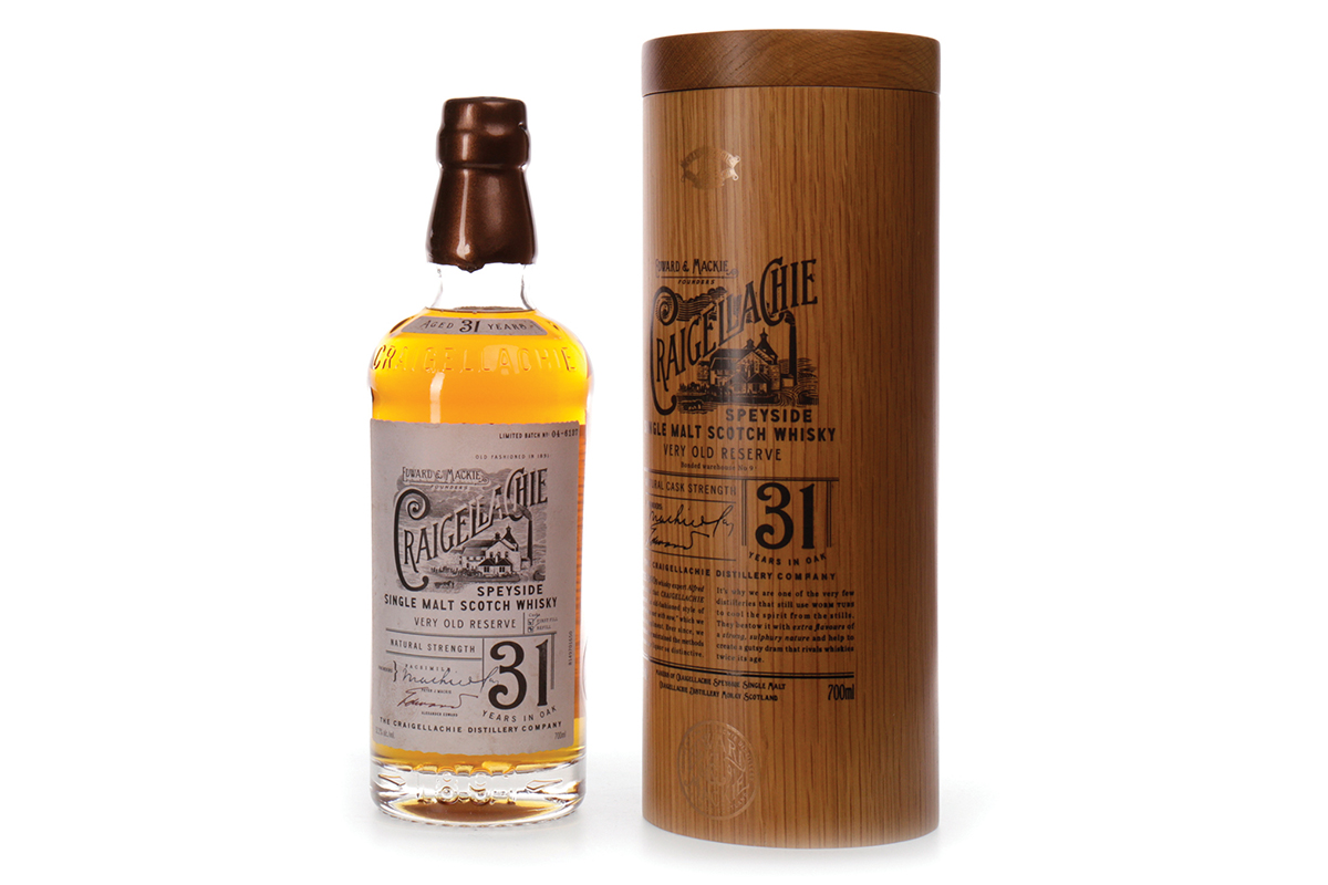 Image of Craigellachie ages 31 years with carton