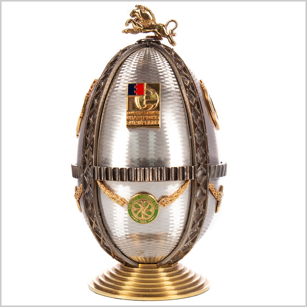 Jinky Faberge Egg to go under the hammer