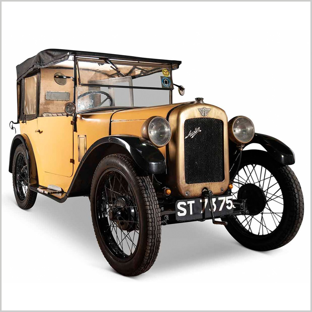 Classic Cars & Vintage Automobile Accessories