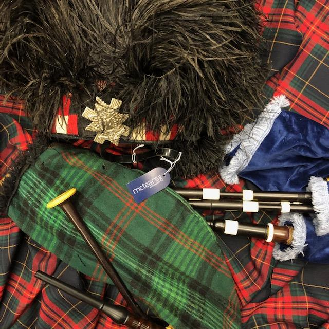 The Bagpipes Auction