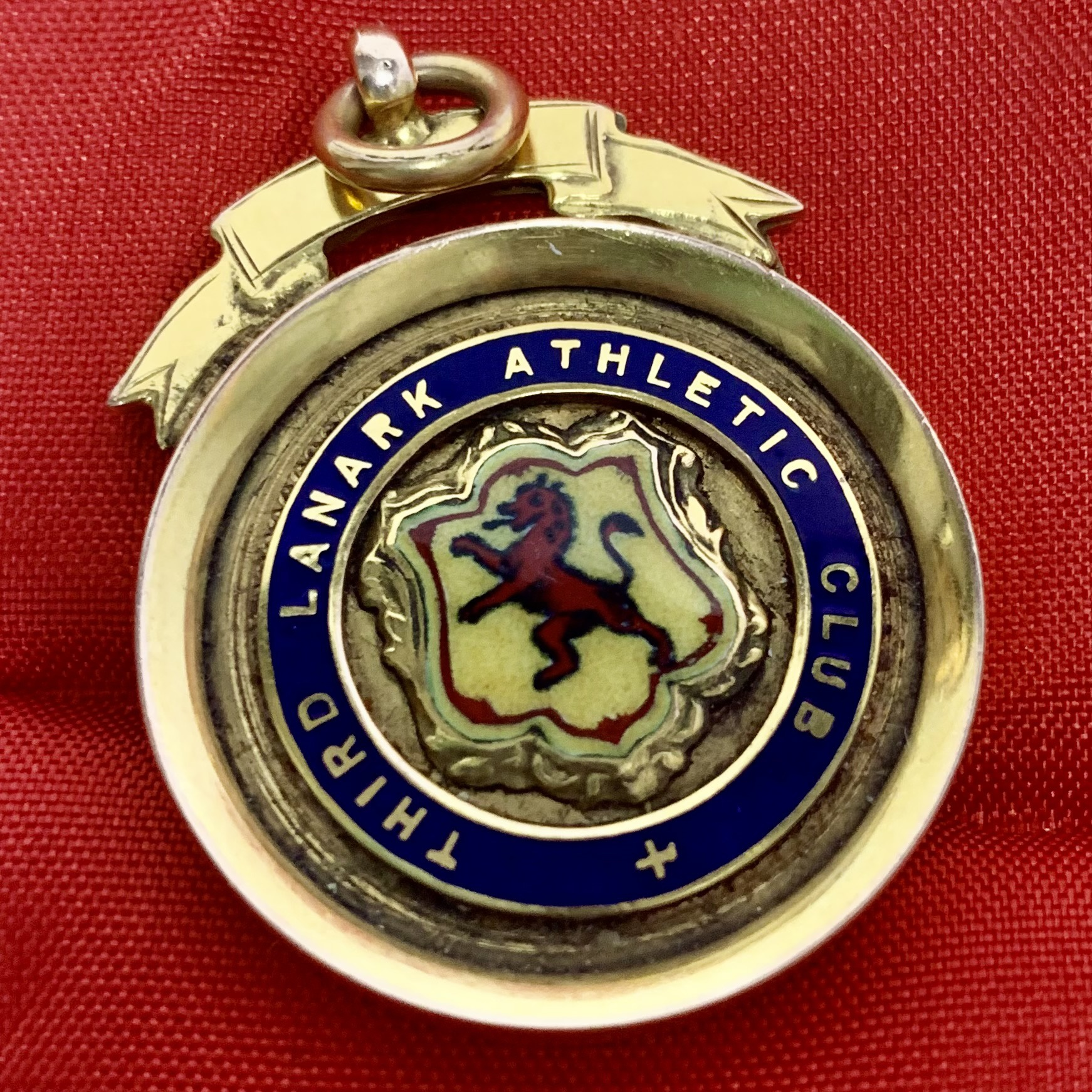 Rare Third Lanark Medal to come to auction