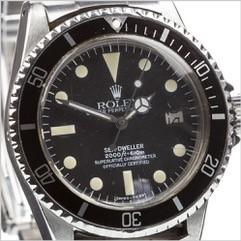 The Rolex Auction