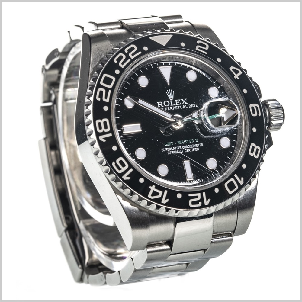 The Rolex Auction