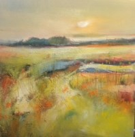Lot 2334A - MAY BYRNE, SPRING DAY oil on canvas, signed 40....