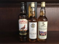 Lot 6-THE LIONS Blended Scotch Whisky Bottled to...