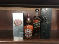 Lot 8-CHIVAS REGAL AGED 12 YEARS Blended Scotch Whisky...