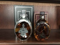 Lot 9-DIMPLE ROYAL DECANTER Blended Scotch Whisky. 75cl,...