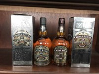 Lot 11-CHIVAS REGAL AGED 12 YEARS (2) Blended Scotch...
