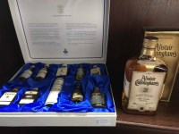 Lot 14-ALISTAIR CUNNINGHAM'S '50 YEARS' Blended Scotch...