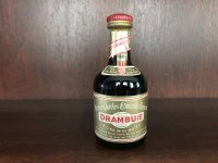 Lot 20-DRAMBUIE 70° PROOF Scotch Whisky Liqueur 11 5/6...