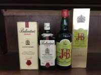 Lot 21-BALLANTINE'S FINEST Blended Scotch Whisky 70cl,...