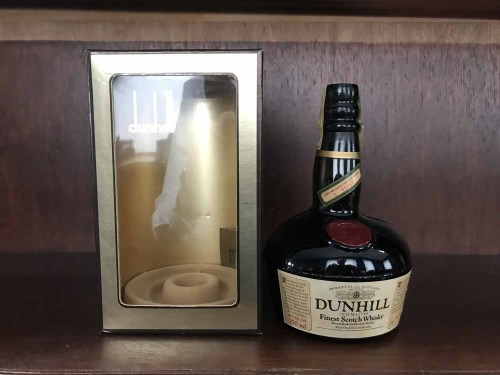 Lot 22 - DUNHILL OLD MASTER Blended Scotch Whisky....