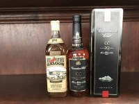 Lot 27-CANADIAN CLUB AGED 20 YEARS Blended Canadian...