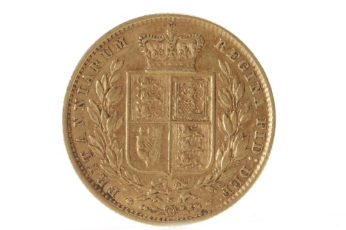 Lot 522 - GOLD SOVEREIGN DATED 1879