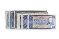 Lot 552 - COLLECTION OF VARIOUS THE BRITISH LINEN BANK...