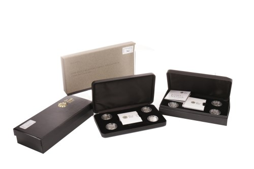 Lot 562 - THE CASTLES STAMP INGOT COLLECTION FIFTIETH...