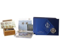 Lot 564 - COLLECTION OF VARIOUS THE ROYAL MINT PROOF...