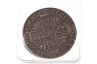 Lot 567 - SCOTTISH SILVER CHARLES II DOLLAR DATED 1682