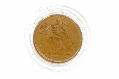 Lot 582 - UNITED KINGDOM GOLD PROOF SOVEREIGN DATED 1996...