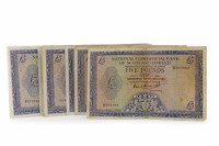 Lot 604 - COLLECTION OF NATIONAL COMMERCIAL BANK OF...