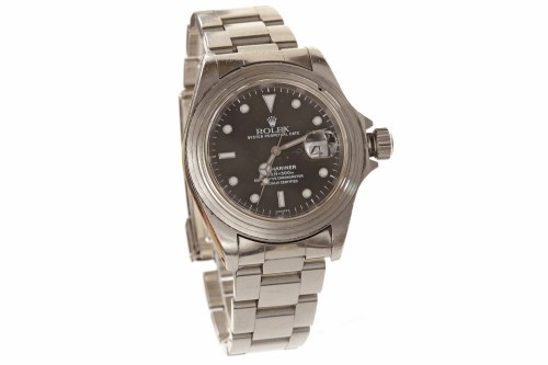Lot 750-GENTLEMAN'S ROLEX OYSTER PERPETUAL DATE...