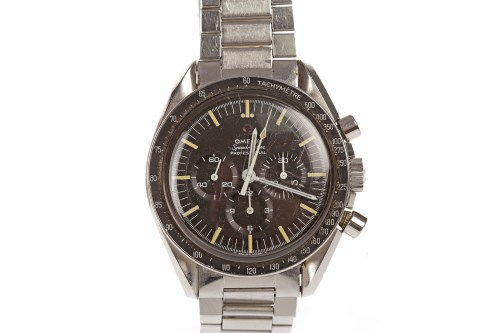 Lot 751 - GENTLEMAN'S OMEGA SPEEDMASTER STAINLESS STEEL...