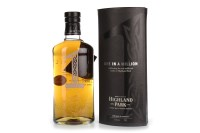 Lot 1005-HIGHLAND PARK ONE IN A MILLION AGED 12 YEARS...