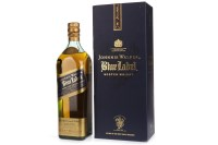 Lot 1031-JOHNNIE WALKER BLUE LABEL Blended Scotch Whisky....