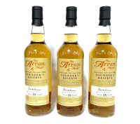 Lot 1050 - THE ARRAN MALT FOUNDER'S RESERVE AGED 18 YEARS...