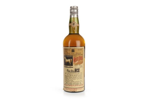 Lot 1152-WHITE HORSE SPRING CAP Blended Scotch Whisky....