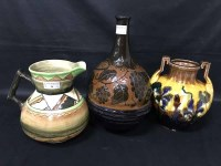 Lot 36-MABEL LEIGH FOR SHORTER JUG along with an Old...