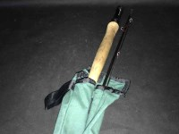 Lot 40-ORVIS GRAPHITE FISHING ROD WITH BAG AND TUBE