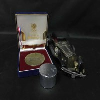Lot 44-LOT OF COLLECTABLES AND COSTUME JEWELLERY...