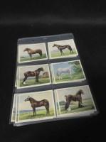 Lot 54 - LOT OF CIGARETTE CARDS