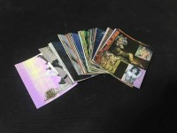 Lot 57 - LOT OF COLLECTOR'S CARDS including sci-fi and...