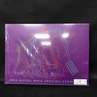 Lot 59 - FIVE ROYAL MAIL YEAR ALBUMS