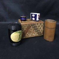 Lot 88 - LOT OF VICTORIAN AND LATER BOXES including...