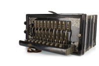 Lot 1439-EARLY 20TH CENTURY 19-BUTTON MELODIAN maker Peter ...