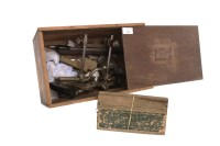 Lot 1456 - STANLEY 'FORTY-FIVE' UNIVERSAL PLANE with a...