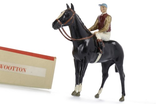 Lot 1716 - BRITAIN'S RACING COLOURS OF FAMOUS OWNERS - MR....