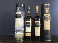 Lot 10-GLENGOYNE 12 YEARS OLD CASK STRENGTH Active....