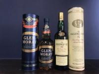 Lot 20-GLEN MORAY CHARDONNAY FINISH Active. Elgin, Moray....