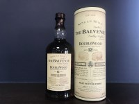 Lot 22-BALVENIE DOUBLEWOOD AGED 12 YEARS ONE LITRE...