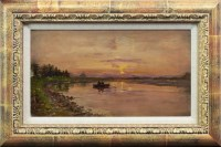 Lot 22-ROBERT CREE CRAWFORD (BRITISH 1842 - 1924),...
