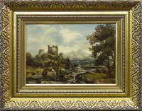 Lot 24-H.MCCULLOCH (AFTER), HIGHLAND RIVER LANDSCAPE...