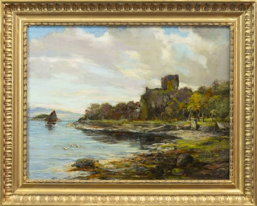 Lot 28-ARCHIBALD KAY RSA RSW (SCOTTISH 1860-1935),...