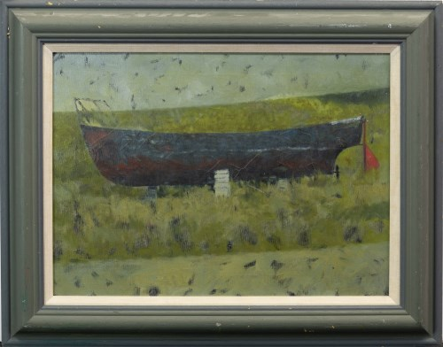 Lot 37-* STEVEN WHITE ON DRY LAND, BARVAS, ISLE OF LEWIS ...